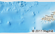 Shaded Relief 3D Map of Kambariki