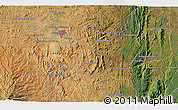 """Satellite 3D Map of the area around 19°2'1""""S,47°40'29""""E"""