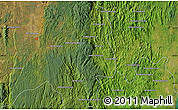 Satellite Map of Moramanga