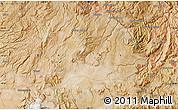 Satellite Map of Potosí