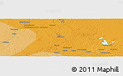 """Political Panoramic Map of the area around 1°13'33""""N,101°13'29""""E"""