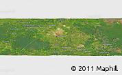 "Satellite Panoramic Map of the area around 1°13'33""N,101°13'29""E"