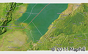 Satellite 3D Map of Kabonerwa