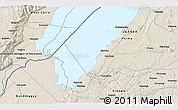 Shaded Relief 3D Map of Kabonerwa