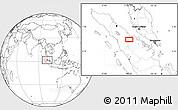Blank Location Map of Rumbiya