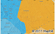 Political Map of Rumbiya