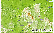 Physical Map of Merasak