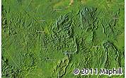 Satellite Map of Merasak