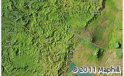"Satellite Map of the area around 1°24'2""S,28°58'30""E"
