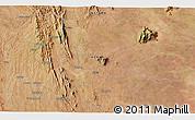 Satellite 3D Map of Mutonguni