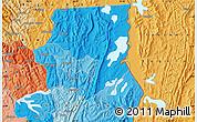 Political Map of Kibungo