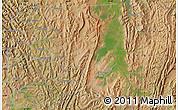 Satellite Map of Kibungo