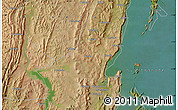 Satellite Map of Nshamba