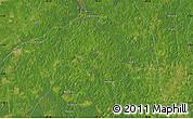 "Satellite Map of the area around 1°55'32""S,48°22'30""W"