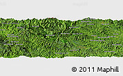 "Satellite Panoramic Map of the area around 20° 22' 55"" N, 103° 46' 30"" E"