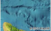 Satellite Map of Halaula