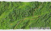 Satellite 3D Map of Wān Ai-li