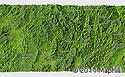 Satellite 3D Map of Ban Chanmai