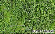 Satellite Map of Ban Chanmai