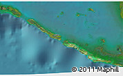 """Satellite 3D Map of the area around 20°53'8""""N,78°58'29""""W"""