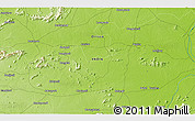 """Physical 3D Map of the area around 20°53'8""""N,83°22'30""""E"""