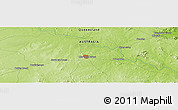 "Physical Panoramic Map of the area around 20° 2' 43"" S, 146° 16' 30"" E"