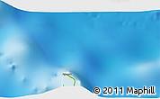 Physical 3D Map of Fakamaru