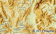 Physical Map of Ban Phya