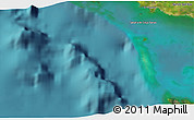 """Satellite 3D Map of the area around 21°23'18""""N,79°49'29""""W"""