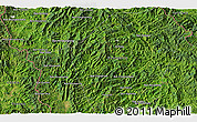 """Satellite 3D Map of the area around 21°53'23""""N,102°4'29""""E"""