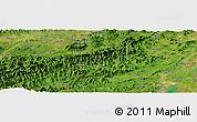 "Satellite Panoramic Map of the area around 21°53'23""N,108°1'30""E"