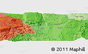 Political Panoramic Map of Zigon