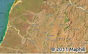 "Satellite Map of the area around 21°3'11""S,44°16'29""E"