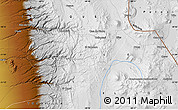 Physical Map of Quehuita