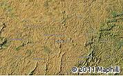 "Satellite Map of the area around 21°33'19""S,44°7'30""W"