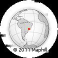 Outline Map of Fama, rectangular outline