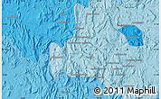 Political Map of Fianarantsoa