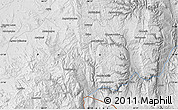 """Physical Map of the area around 21°33'19""""S,66°13'29""""W"""