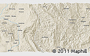 Shaded Relief 3D Map of Htakwa