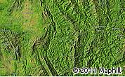 Satellite Map of Htakwa