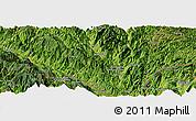 Satellite Panoramic Map of Dashutangzhan