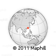 Outline Map of Changlongcun, rectangular outline