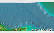 """Satellite 3D Map of the area around 22°53'22""""N,78°58'29""""W"""