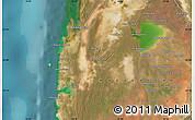Satellite Map of Andranobilo