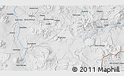 """Physical 3D Map of the area around 22°3'23""""S,67°4'29""""W"""