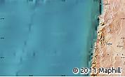 Satellite Map of Tres Puntas