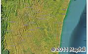 "Satellite Map of the area around 22°33'23""S,47°40'29""E"