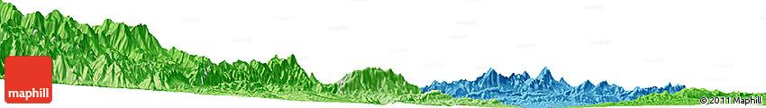Political Horizon Map of Bermejo