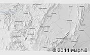 Physical 3D Map of Orosmayo