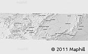 Physical Panoramic Map of Orosmayo
